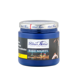 Bluehorse 1kg - Baku Nights