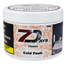 7 Days Cold Peah (Cold Peach) 200g