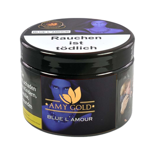 Amy Gold  200g - Blue LAmour