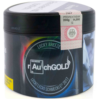 Rauchgold 200g - Lucky Breeze
